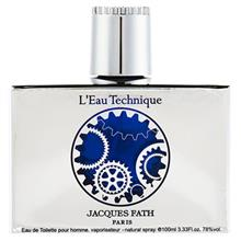 Jacques Fath Le Eau Technique Eau De Toilette For Men 100ml