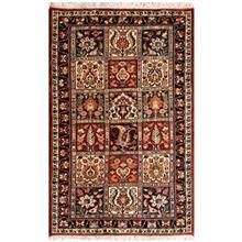 فرش دستبافت ذرع و نيم کد 9509001