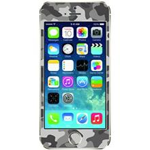 Wensoni Camoflag  Sticker For Apple iPhone 5/5s