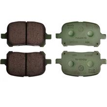 Toyota Genuine Parts 04465-20550 Front Brake Pad