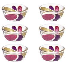 مجموعه ظروف هفت سین شیشه ای گالری انار کد  134114