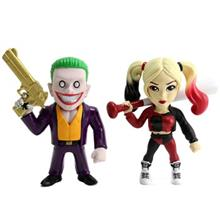 Jada The Joker Boss And Harley Quinn M 23 Figure
