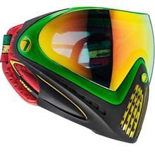 Dye i4 Rasta Paintball Goggle