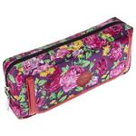 Clips Flower Design 3 Pencil Case