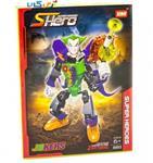 لگو سوپر قهرمان شخصیت جوکر ( Super Hero ) کد ۸۰۰۳