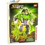لگو سوپر قهرمان شخصیت فانوس سبز ( Super Hero ) کد ۸۰۰۲