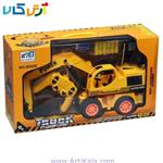 ماشین کنترلی بیل مکانیکی – Truck