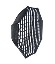 PHOTTIX 2 IN 1 OCTAGON SOFTBOX WITH GRID 122CM