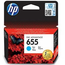 HP 655 Cyan Cartridge