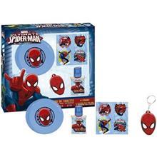 ست ادو تویلت کودک ایروال اسپایدرمن Air-Val Spiderman Eau De Toilette Gift Set For Children