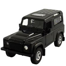Welly Land Rover Defender Toys Car