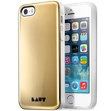 iPhone Case Laut - HUEX For iPhone 5 and 5s - Gold