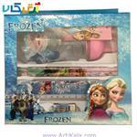 ست تحریر و قمقمه فروزن – Frozen