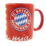 ماگ کاردستی مدل Bayern Munich