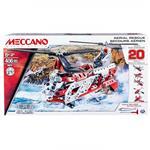 ساختني مکانو مدل Aerial Rescue 16211