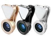 لنز فلش دار واید و ماکرو گوشی موبایل لی کیو آی LIEQI LQ-035 Flash Light Lens