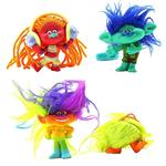Vatetoys Trolls Figure Set Pack Of 4