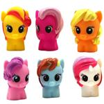 Vatetoys MY little Pony Figure Set Small Pack Of 6