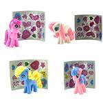 Vatetoys MY little Pony A Figure Set Pack Of 4