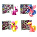 Vatetoys MY little Pony C Figure Set Pack Of 4