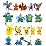 Vatetoys Pokemon Figure Set Pack Of 18