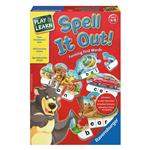 Ravensburger Spell It Out Intellectual Toys