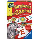 Ravensburger Airplanes To Zebras Educational Game