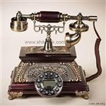 تلفن سلطنتی قدیمی طرح فیلیپ