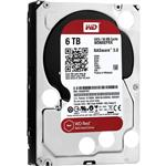 HDD: Western Digital Red NAS 6TB