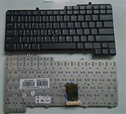Keyboard Dell Latitude D610, D810, M20, M70 Black