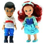 مجموعه عروسک دیزنی مدل Princess And Prince 75687 بسته 2 عددی