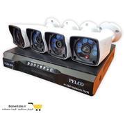 پک دوربین مداربسته PELCO NO.1 چهار دوربین+NVR 4 کانال