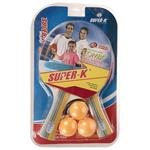 Super-K Combo Ping Pong Racket Pack Of Two