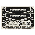برچسب دوتايي دوال شاک 4 هابي طرح Tomb Raider