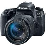 Canon EOS 77D Digital Camera With EF-S 18-135 IS USM Lens