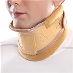 گردن بند طبی سخت چانه دار پاک سمن کد 039