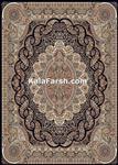 فرش ابریشمی 700 شانه  ( Carpet-rug-Edge ) - مدل عرشیا