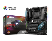 MB: MSI X370 Gaming Pro Carbon