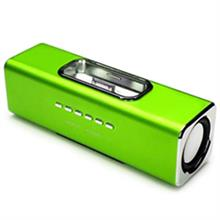 Music Angel JH-Mauk 3 Portable Speaker green