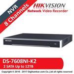 هایک ویژن دستگاه NVR مدل DS-7608NI-K2