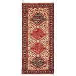 فرش دستبافت قدیمی یک و نیم متری کد 141150