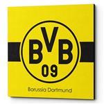 تابلو شاسی لومانا مدل Borussia Dortmund CA002 سایز 20×20