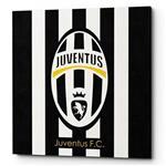 تابلو شاسی لومانا مدل Juventus CA011 سایز 20×20