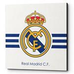 تابلو شاسی لومانا مدل Real Madrid CA008 سایز 20×20