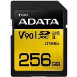 Adata Premier ONE UHS-II U3 V90 Class 10 290MBps SDXC - 256GB