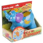 Kiddie Land Rolln Go Elephent Educational Game