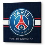 تابلو شاسی لومانا مدل Paris Saint Germain CA015 سایز 20×20