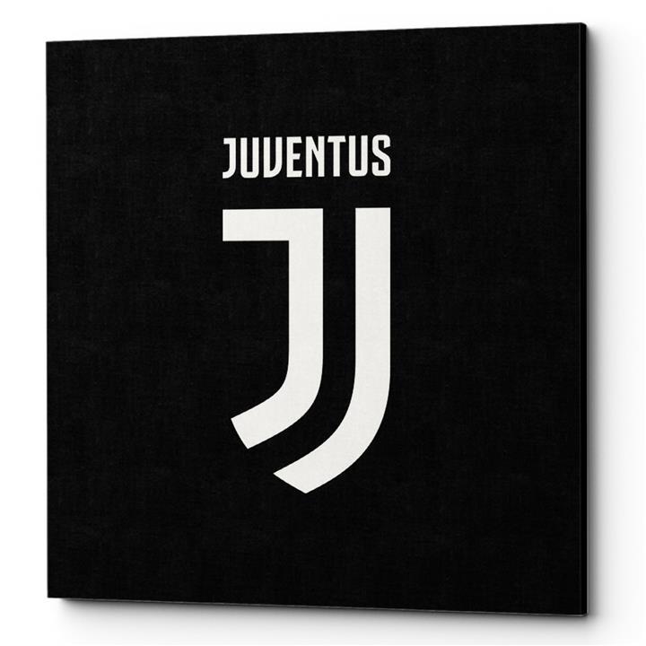 تابلو شاسی لومانا مدل Juventus CA018 سایز 20×20