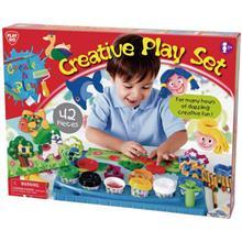 کيت آموزشي Play Go مدل بازي خلاقانه کد 7200