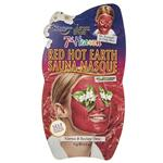ماسک صورت مونته ژنه سري 7th Heaven مدل Red Hot Earth حجم 15 ميلي ليتر